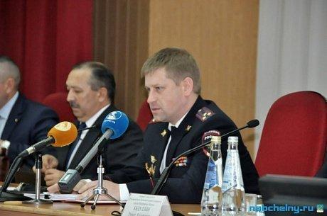 Нового начальника казанской милиции представят насессии Казгордумы