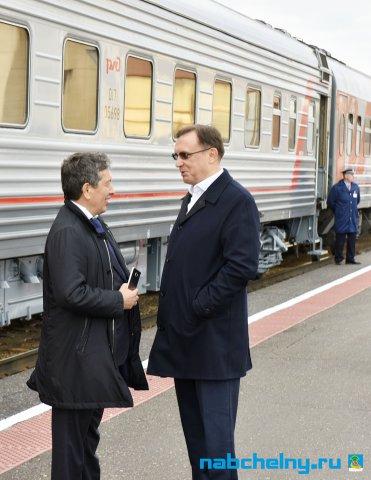 Гергиев Когогину: «Я хотел бы возглавлять крупнейшую корпорацию»