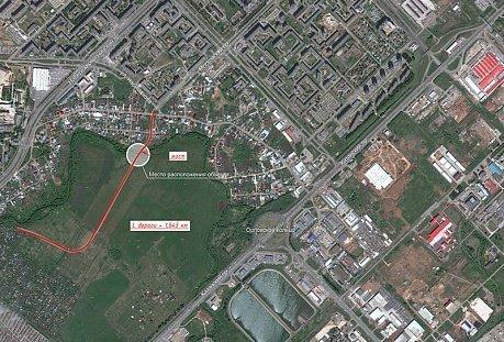 Продолжение Московского: власти будут договариваться о выкупе земель в Орловке