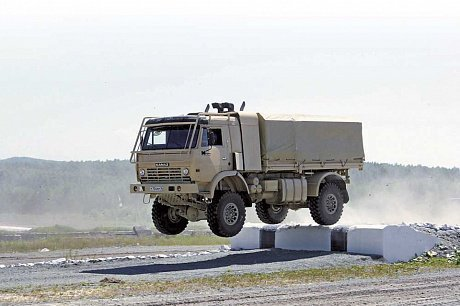 Детали между заводами «Камаза» будут возить беспилотники