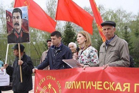 Челнинские коммунисты объявили политическую голодовку